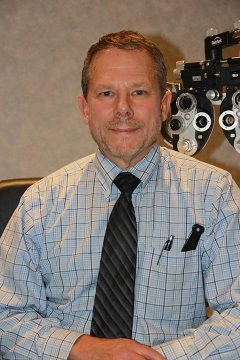 Dr. Eric Van Orman at Angeles Vision Clinic in Port Angeles WA