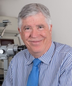 Optometrist Dr. Kirk Thompson from Angeles Vision Clinic in Port Angeles, WA