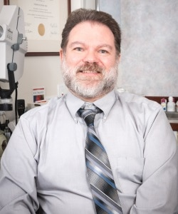 Dr. Thomas Reis from Angeles Vision Clinic in Port Angeles, WA